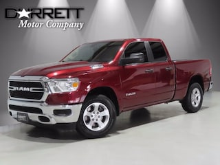 Used 2019 Ram All-New 1500 Tradesman Truck Quad Cab For Sale in Houston, TX