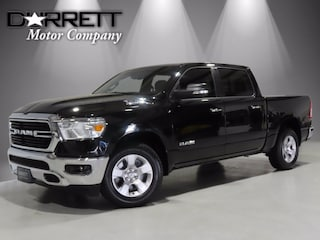 Used 2019 Ram All-New 1500 Big Horn/Lone Star Truck Crew Cab For Sale in Houston, TX