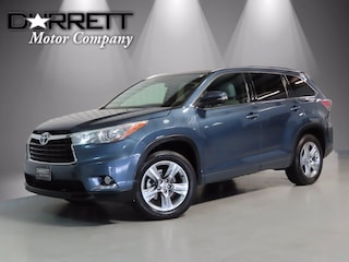 Used 2014 Toyota Highlander SUV For Sale in Houston, TX
