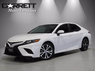 Used 2019 Toyota Camry L Sedan For Sale in Houston, TX