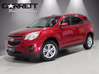 Used 2012 Chevrolet Equinox 1LT SUV For Sale in Houston, TX