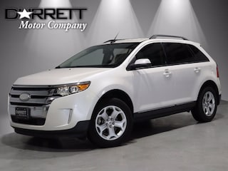 Used 2013 Ford Edge SEL SUV For Sale in Houston, TX