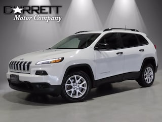 Used 2016 Jeep Cherokee Sport FWD SUV For Sale in Houston, TX