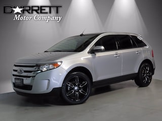 Used 2013 Ford Edge Limited SUV For Sale in Houston, TX