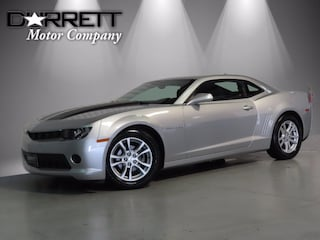 Used 2015 Chevrolet Camaro LS w/2LS Coupe For Sale in Houston, TX