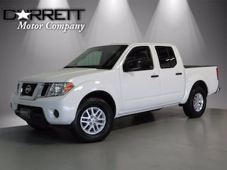Used 2018 Nissan Frontier SV Truck Crew Cab For Sale in Houston, TX