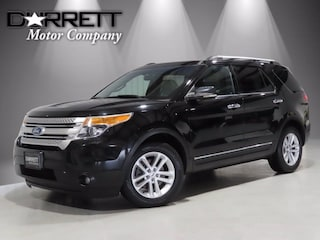 Used 2012 Ford Explorer XLT SUV For Sale in Houston, TX