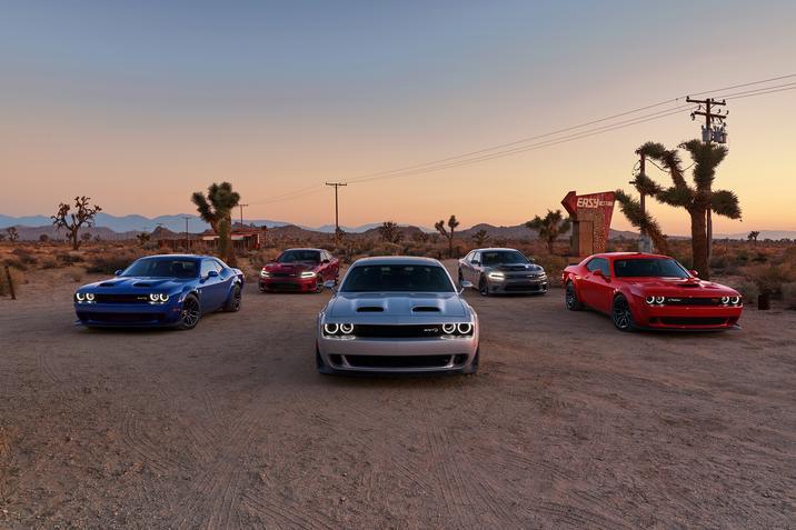 Dodge Challenger Vs Dodge Charger Iconic Car Comparison