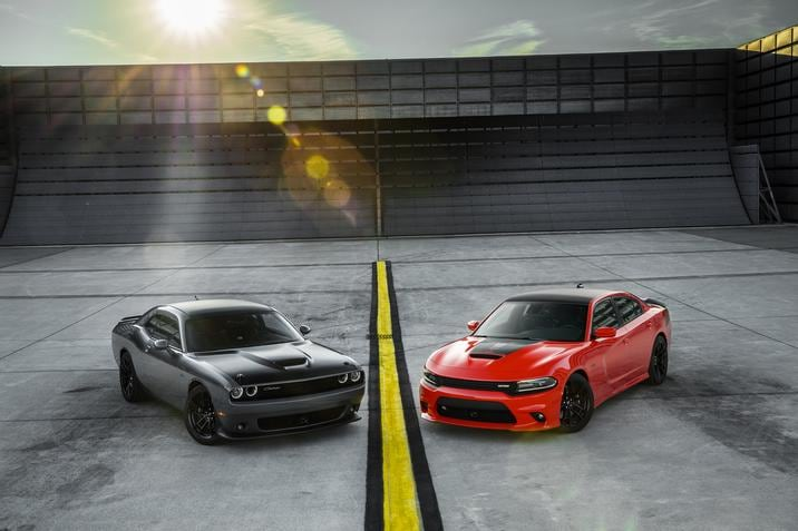 Dodge Challenger vs Charger