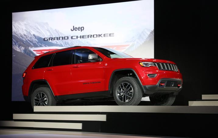 2017 Jeep Grand Cherokee Poughkeepsie NY
