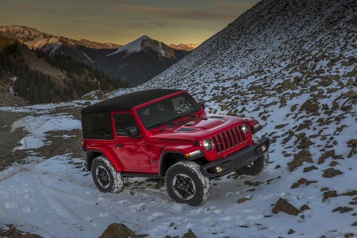 2019 Jeep Wrangler Poughkeepsie NY