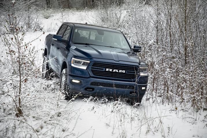 2019 Ram 1500 North Edition NY