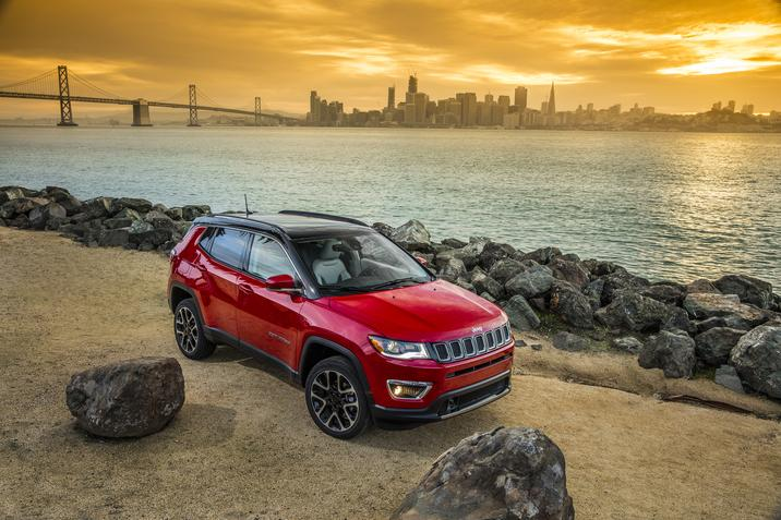 2019 Jeep Compass Poughkeepsie NY