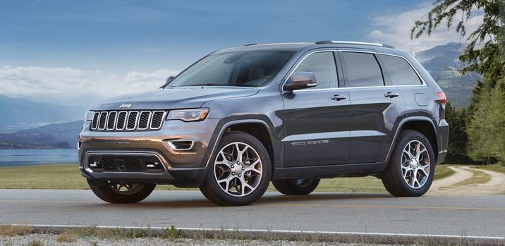 2018 Jeep Grand Cherokee Sterling Edition NY