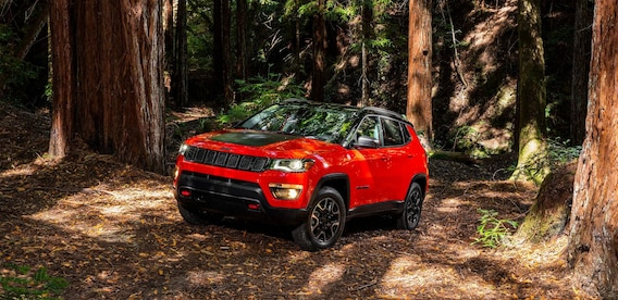 All New 2021 Jeep Compass Lease Deals Poughkeepsie Ny
