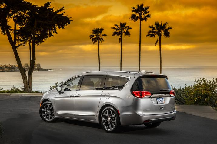 2019 Chrysler Pacifica Hudson Valley NY
