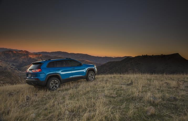 2019 Jeep Cherokee Finance and Lease Specials Beacon NY