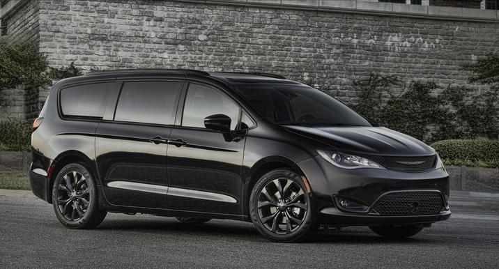 2018 Chrysler Pacifica Beacon NY