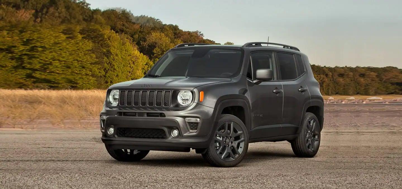 2021 Jeep Renegade Beacon NY