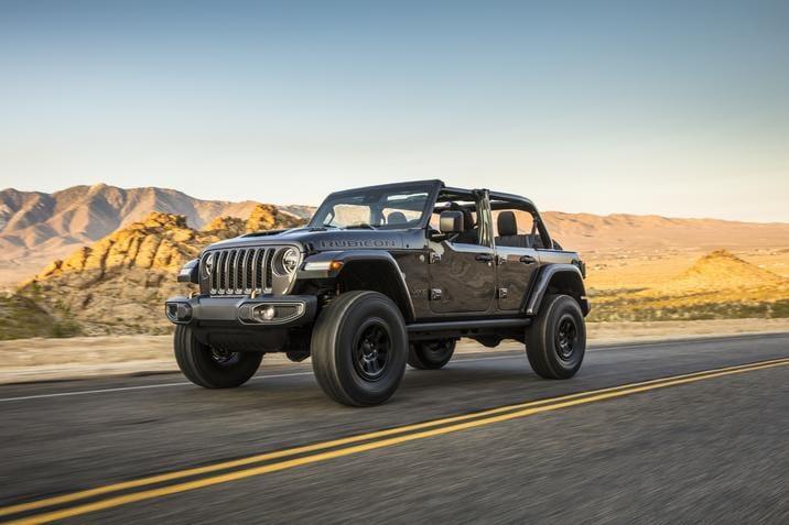 2021 Jeep Wrangler Rubicon 392 NY
