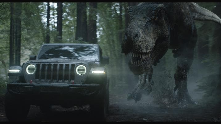 2018 Jeep Ram Super Bowl LII Commercials