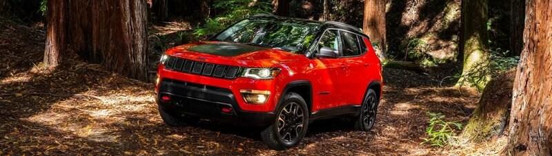 2017 Jeep Compass Trailhawk NY