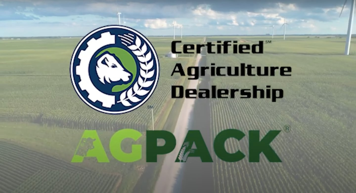 Certified Agriculture Dealership NY