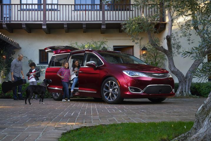 2019 Chrysler Pacifica Milton NY
