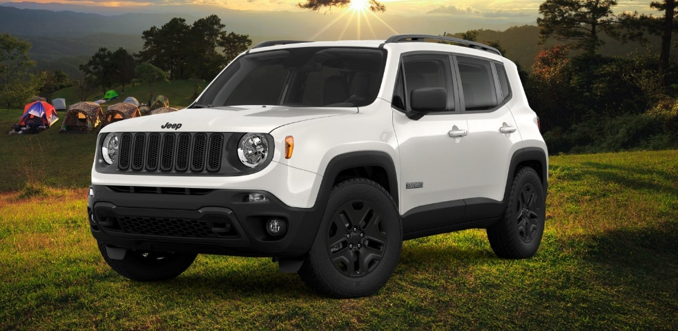 2018 Jeep Renegade Beacon NY