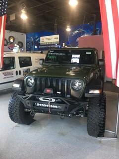 2021 Jeep Wrangler SPORT 4X4 BLACK WIDOW EDITION Sport Utility