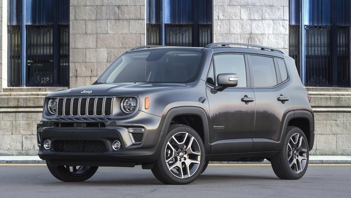 2019 Jeep Renegade Beacon NY