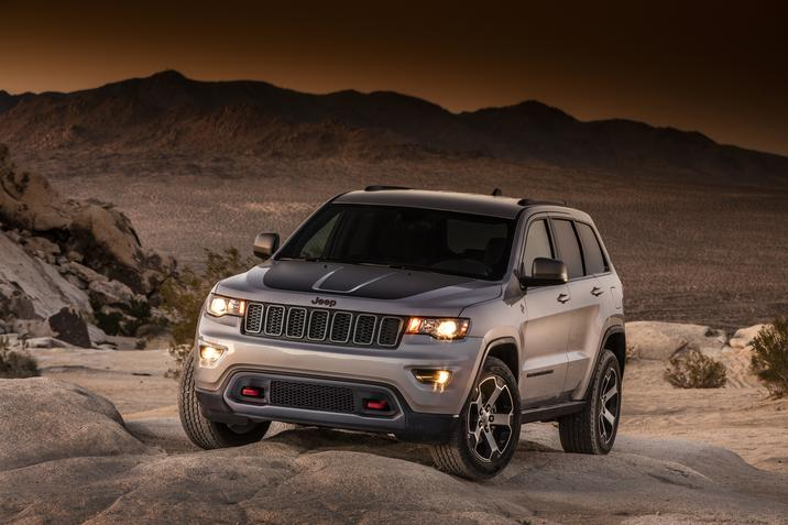 2017 Jeep Grand Cherokee Trailhawk NY