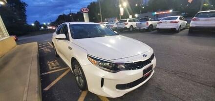 2018 Kia Optima Plug-In Hybrid EX Sedan