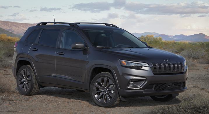 2021 Jeep Cherokee 80th Anniversary Edition NY