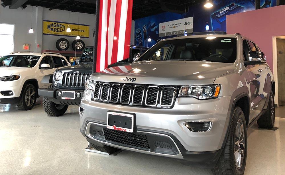 New Chrysler Dodge Jeep RAM Dealer Poughkeepsie NY
