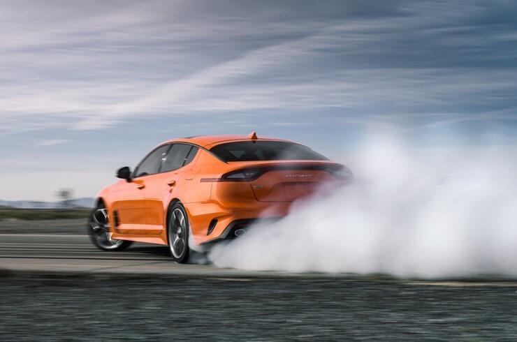 2020 Kia Stinger GTS NY