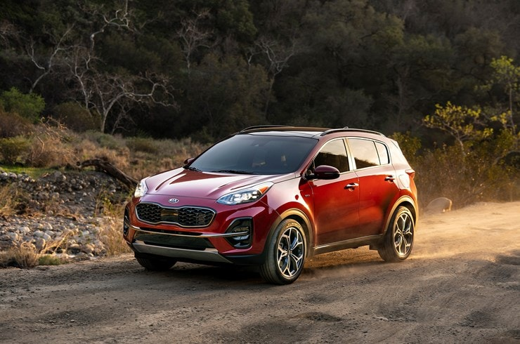 2020 Kia Sportage Kingston NY