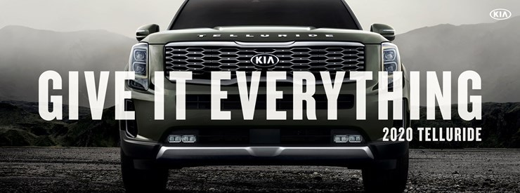 Kia Give It Everything