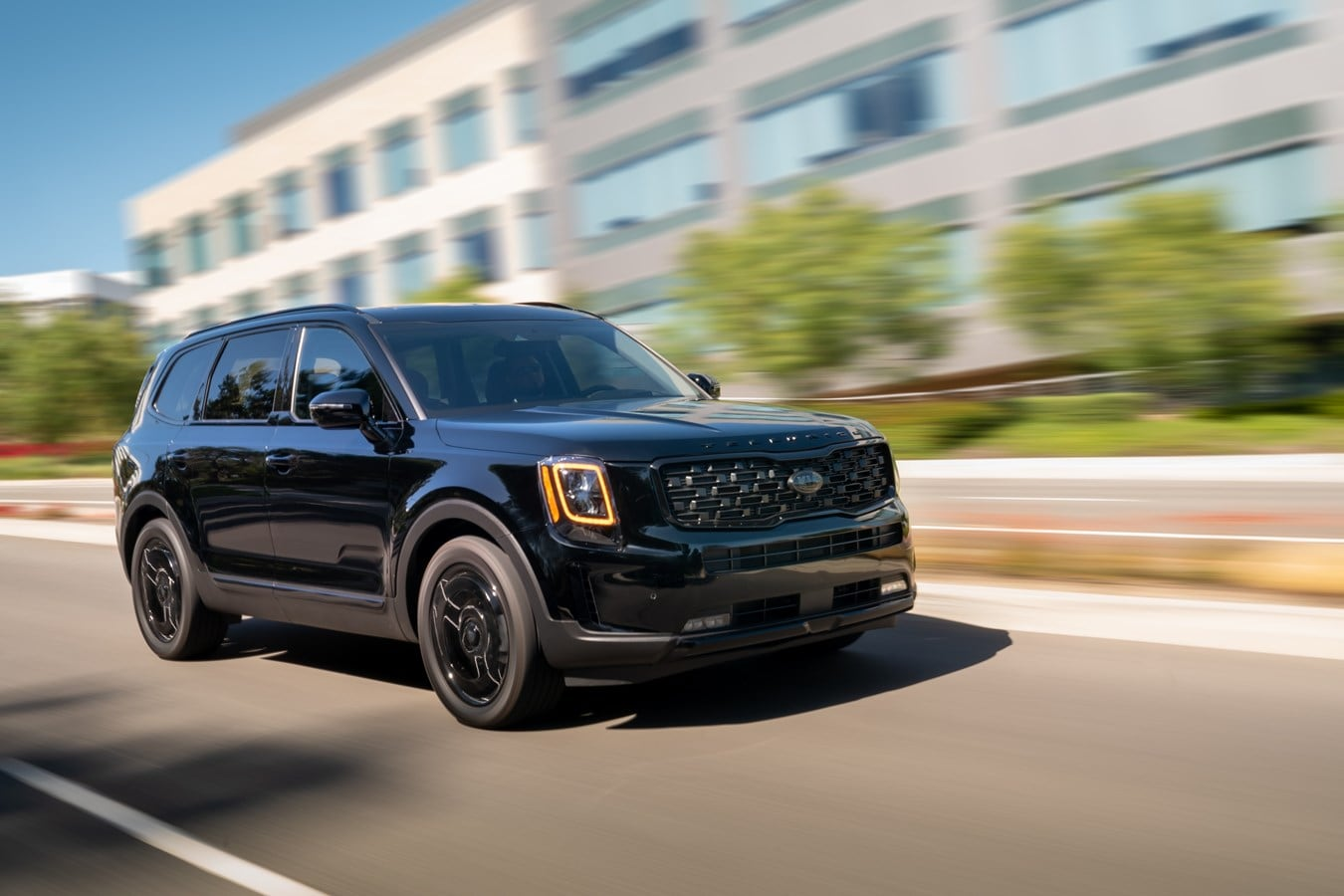 2021 Kia Telluride Nightfall Edition NY