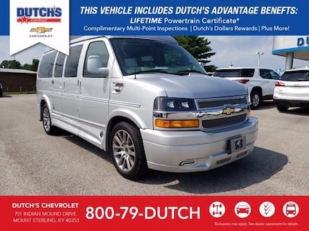 2020 Chevrolet Express Cargo Van WT Cargo Van