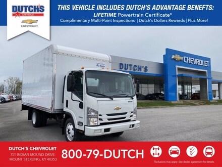 2019 Chevrolet 4500 LCF Gas Work Truck Truck