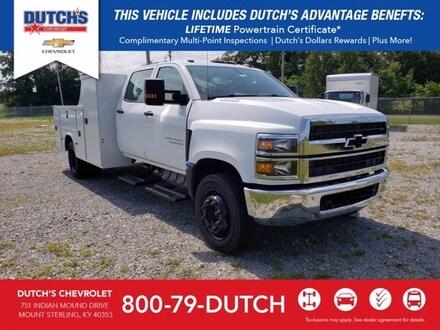 2020 Chevrolet Silverado 5500 HD Work Truck Truck