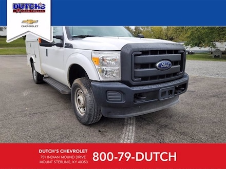 2016 Ford Super Duty F-350 SRW XL Extended Cab Pickup
