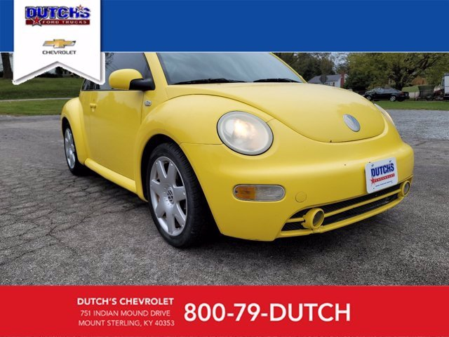 2002 Volkswagen New Beetle GLS Hatchback