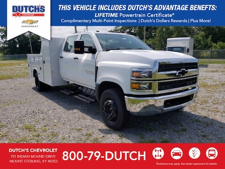 2020 Chevrolet Truck Crew Cab