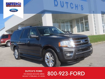 2015 Ford Expedition EL Limited Sport Utility