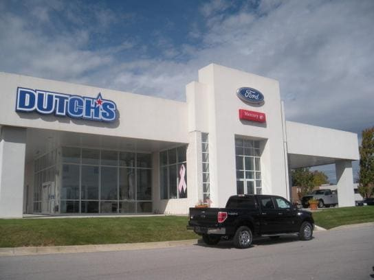 Ford Dealership Lexington Ky >> About Our Ford Dealership Near Lexington Ky Dutch S Ford