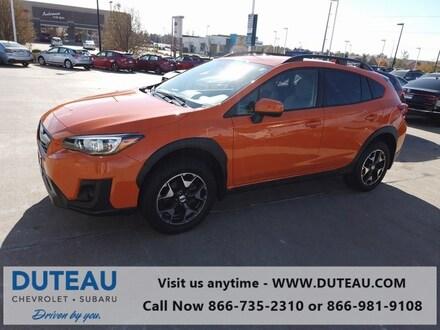 Featured Used 2018 Subaru Crosstrek 2.0i Premium SUV for sale in Lincoln, NE