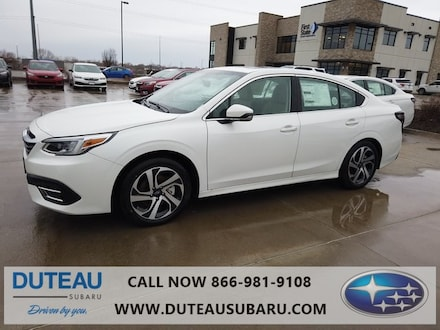 Featured New 2021 Subaru Legacy Limited XT Sedan for sale in Lincoln, NE