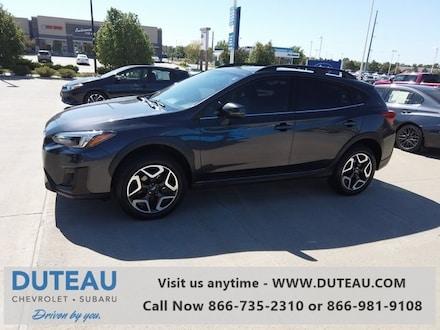 Featured Used 2019 Subaru Crosstrek 2.0i Limited SUV for sale in Lincoln, NE